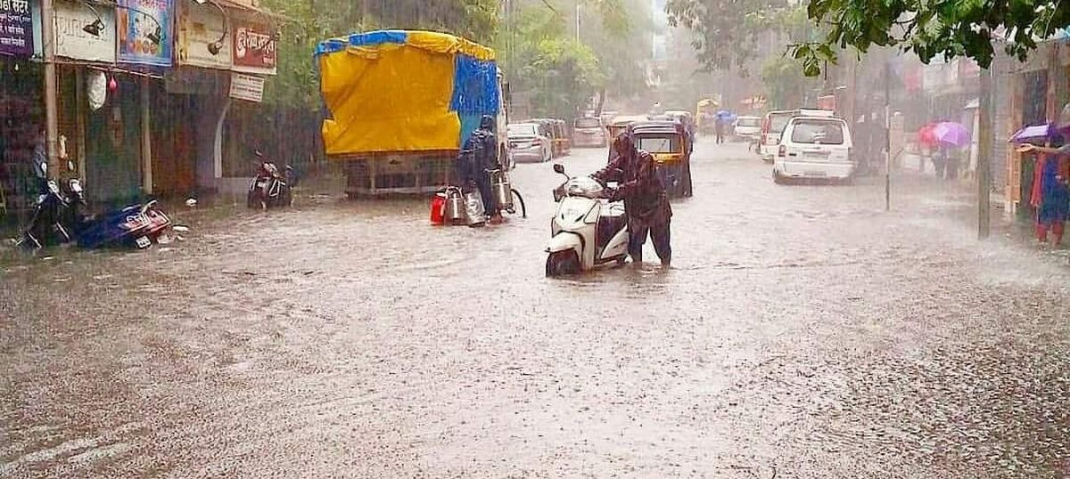 Monsoon starts withdrawing from west Rajasthan, as Met department sounds heavy rain alert in Mumbai