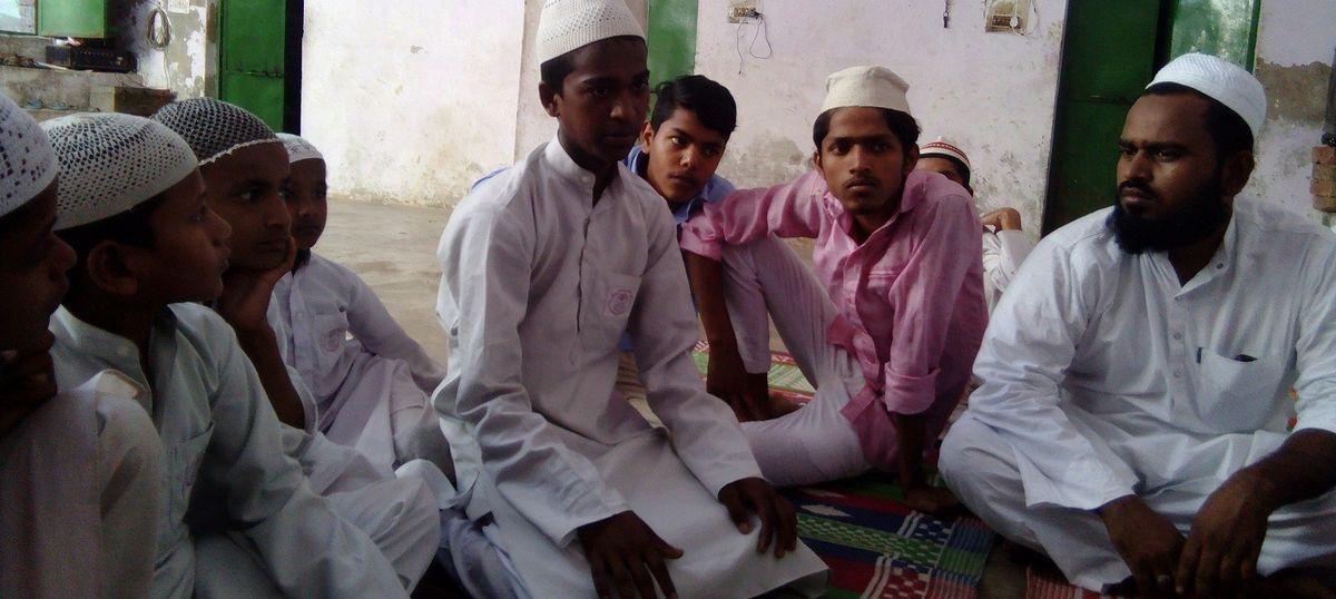 A gau rakshak-style assault brings the violence of intolerance to the capital