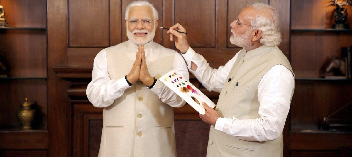 Bal Narendra, Modi pillows and a NaMo phone: Perfect gifts for the prime minister's birthday