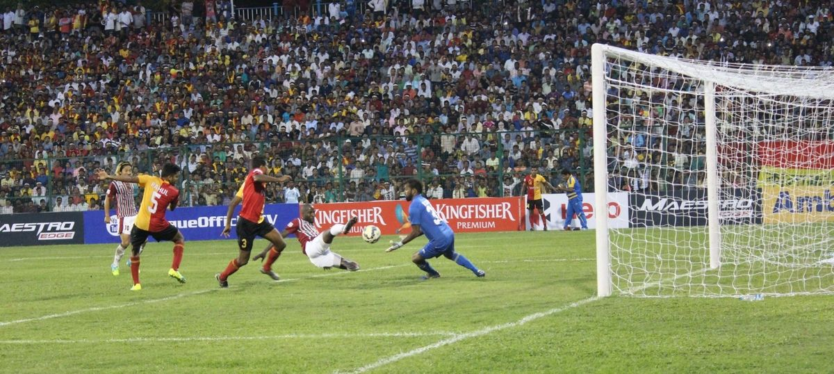 East Bengal are the Calcutta Football League champions. We don't blame you for not caring