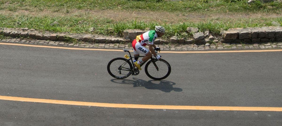 Iranian para-cyclist dies, following crash at road race event at Paralympics