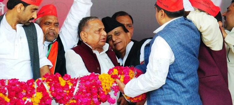 People of UP accepted Akhilesh as chief minister because he is my son, says Mulayam Singh Yadav