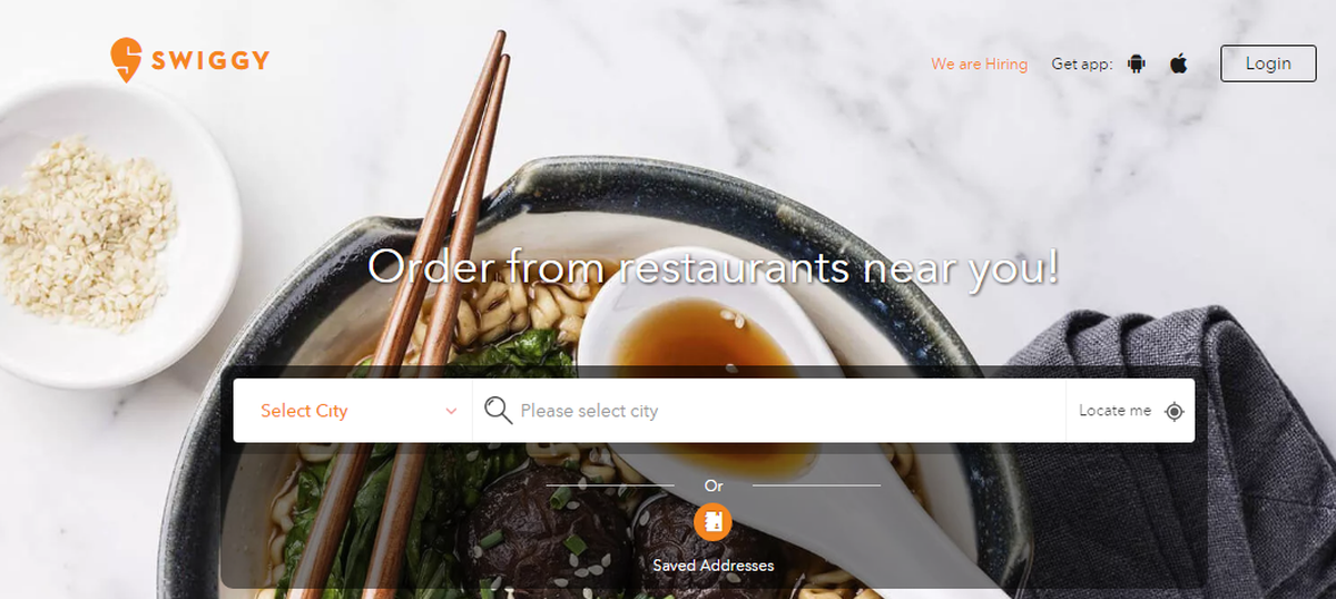 Swiggy raises $15 million from Bessemer Venture Partners and others in fourth round of funding