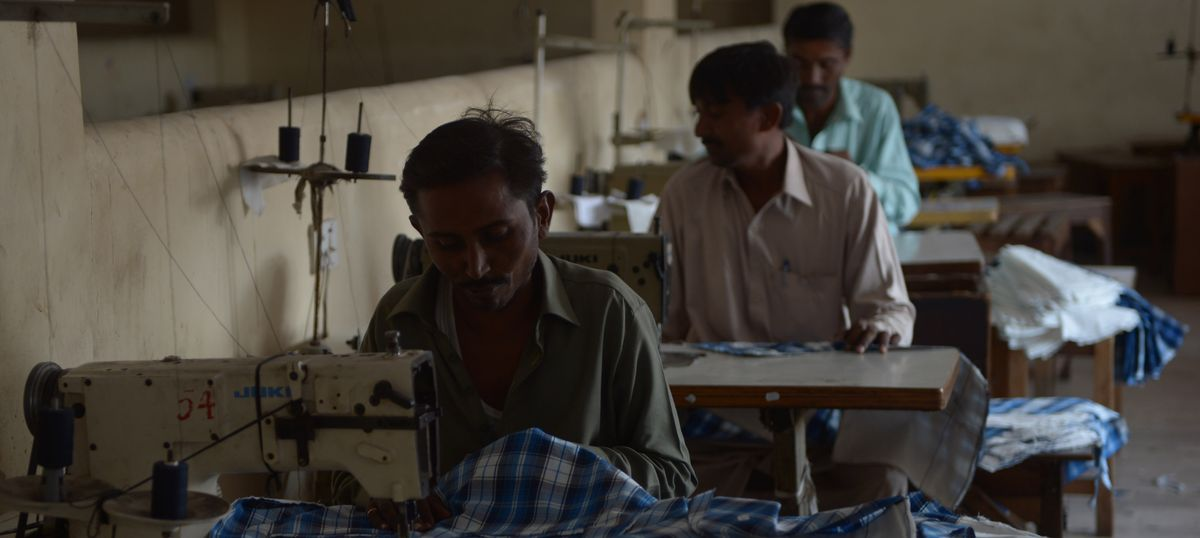 The ugly truth behind the glitz and glamour of Pakistan's textile exports
