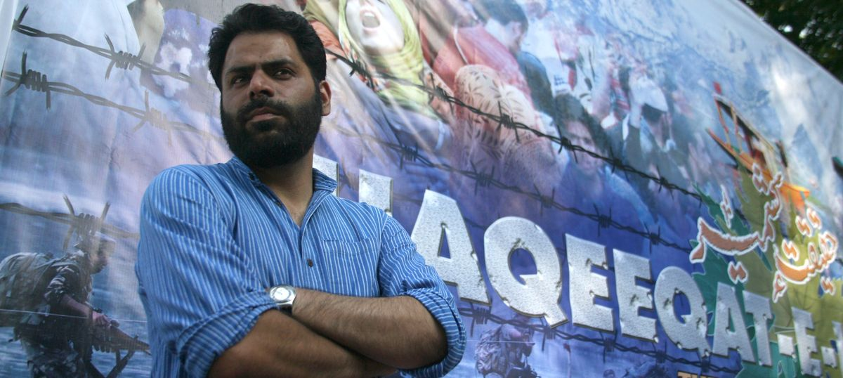 Kashmir activist Khurram Parvez detained again after being released from preventive custody