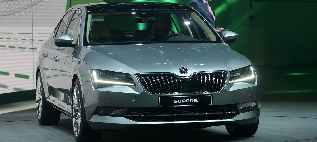 Volkswagen to begin emissions recall in India with older Skoda Superb model