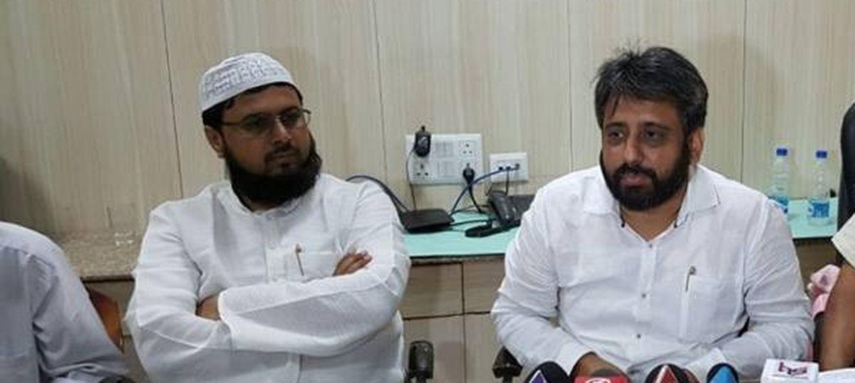 AAP MLA Amanatullah Khan arrested in sexual assault case