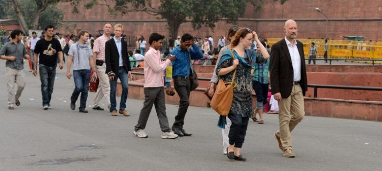 There has been an 84% rise in foreigners entering India illegally or overstaying