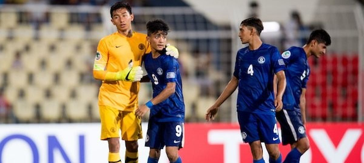 Ten-man India bow out of AFC U-16 Championship with 0-3 loss against Iran