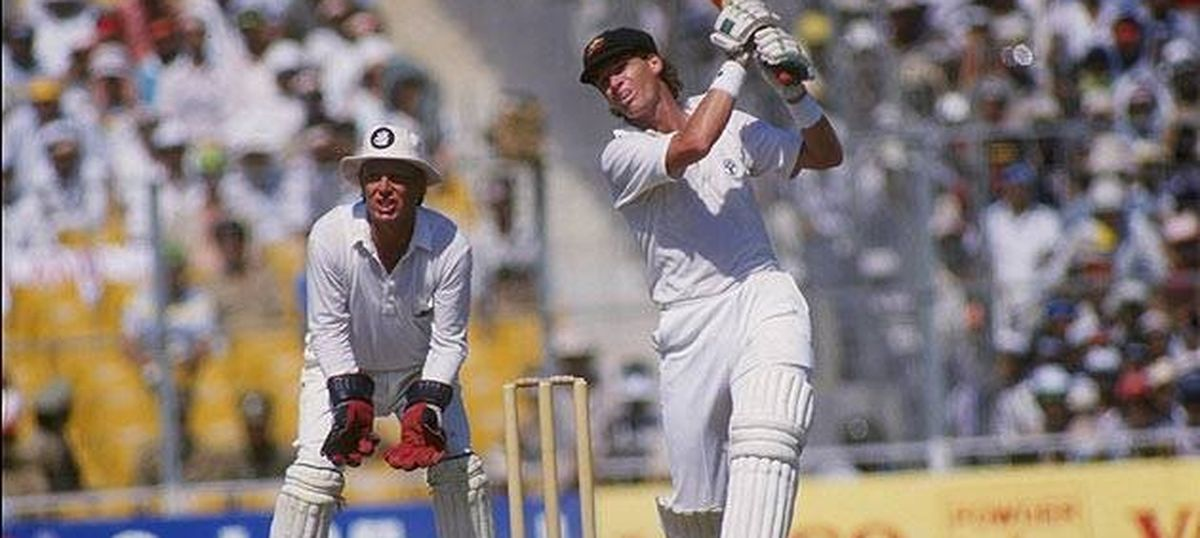 Flashback: 30 years ago, Maninder Singh was given out LBW. It was India's first, and only tied Test