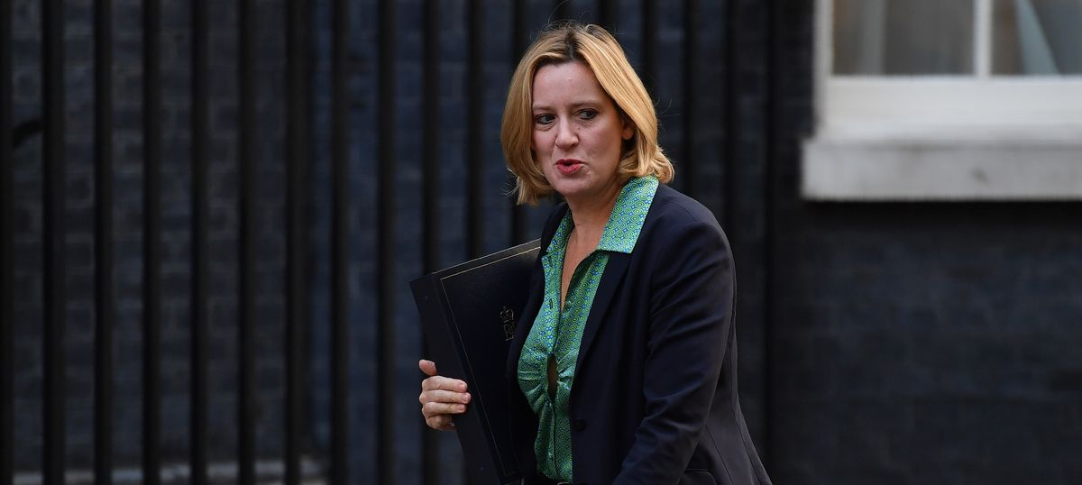 UK Home Secretary Amber Rudd was the director of two companies in Bermuda, reveals Bahamas leak