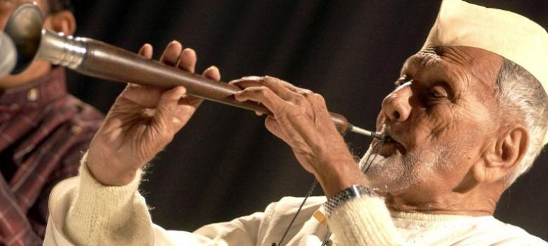 This raag Bhairav rendition by Bismillah Khan is a prayer to the divine
