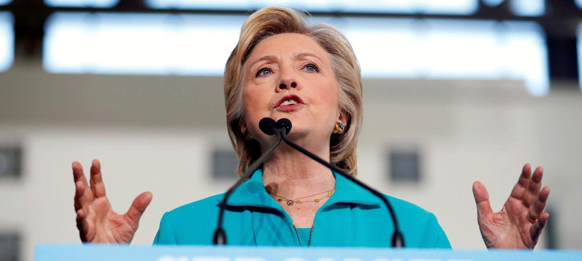 New York Times endorses Hillary Clinton for US president