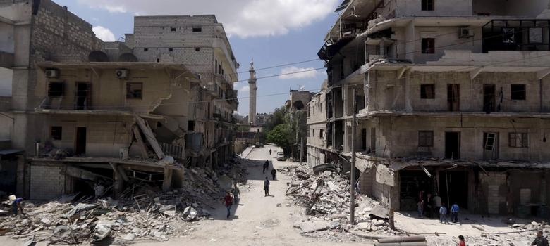 Aleppo: US calls Kremlin's strikes barbaric, Russia says ending war is impossible as dozens more die