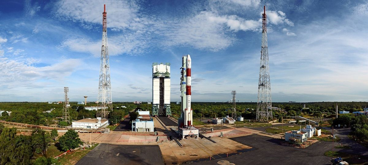 Isro deploys 37th Polar Satellite Launch Vehicle from Sriharikota