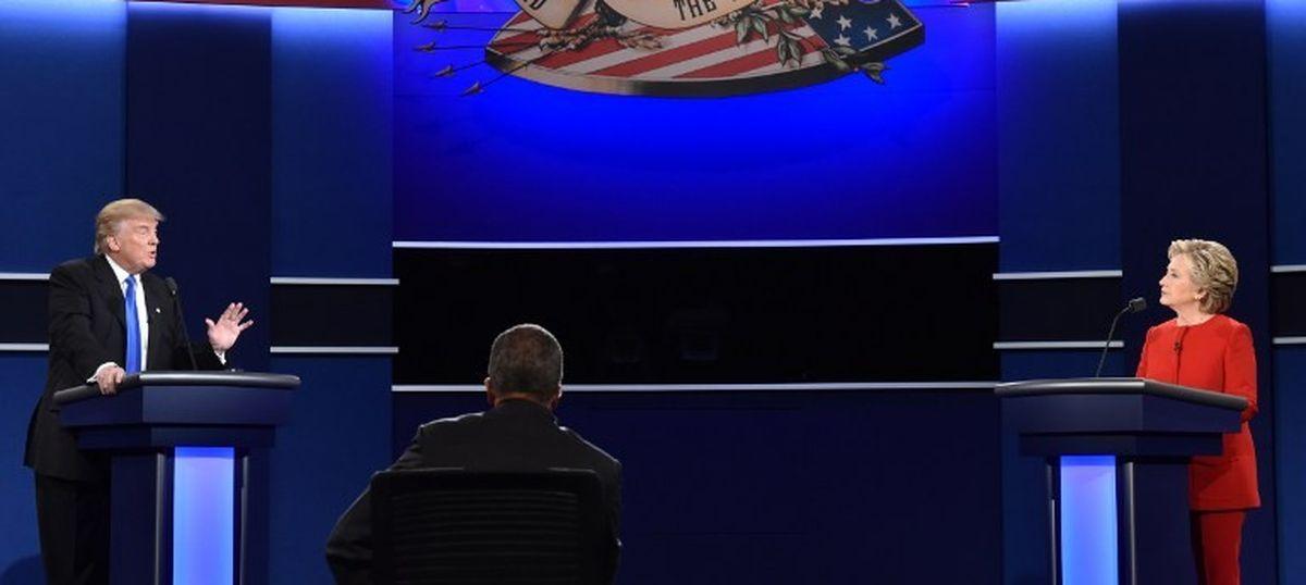 US Presidential debate: Hillary Clinton outdid Donald Trump by a mile, says CNN poll