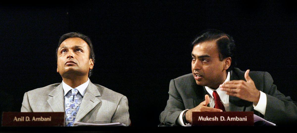 Anil Ambani's R-Comm 'virtually merges' with brother Mukesh's Reliance Jio