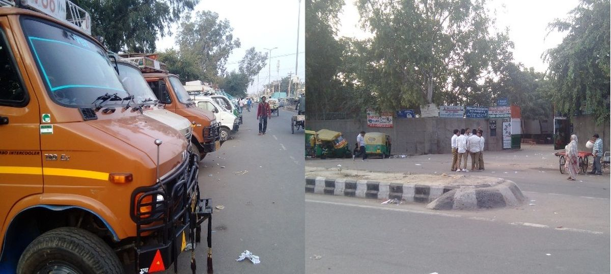 At the root of a Hindu-Muslim clash in Delhi's Jahangirpuri was a dispute about encroachments