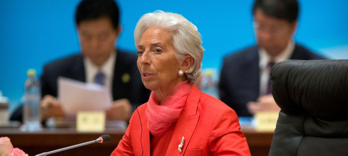 India's GDP will grow by more than 7% in 2016 and China's by 6%, says IMF chief Christine Lagarde