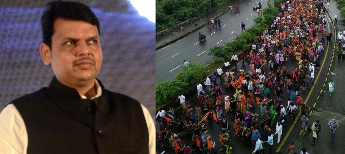 The elections in UP may shape the future of the Maratha agitation in Maharashtra