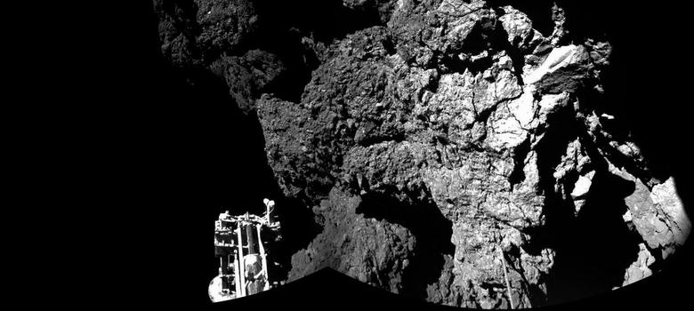 Rosetta spacecraft collides with Comet 67P, ends its 12-year journey