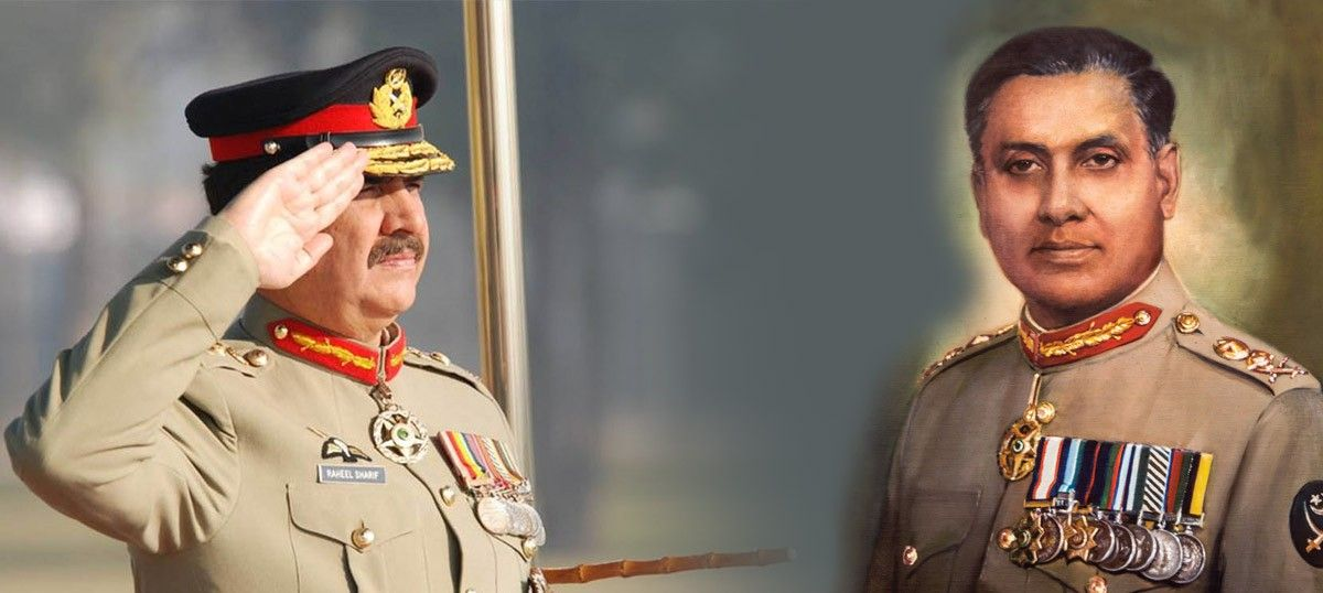 The rise and steep fall of Mirza Aslam Baig, Pakistan's 'General Glasnost'