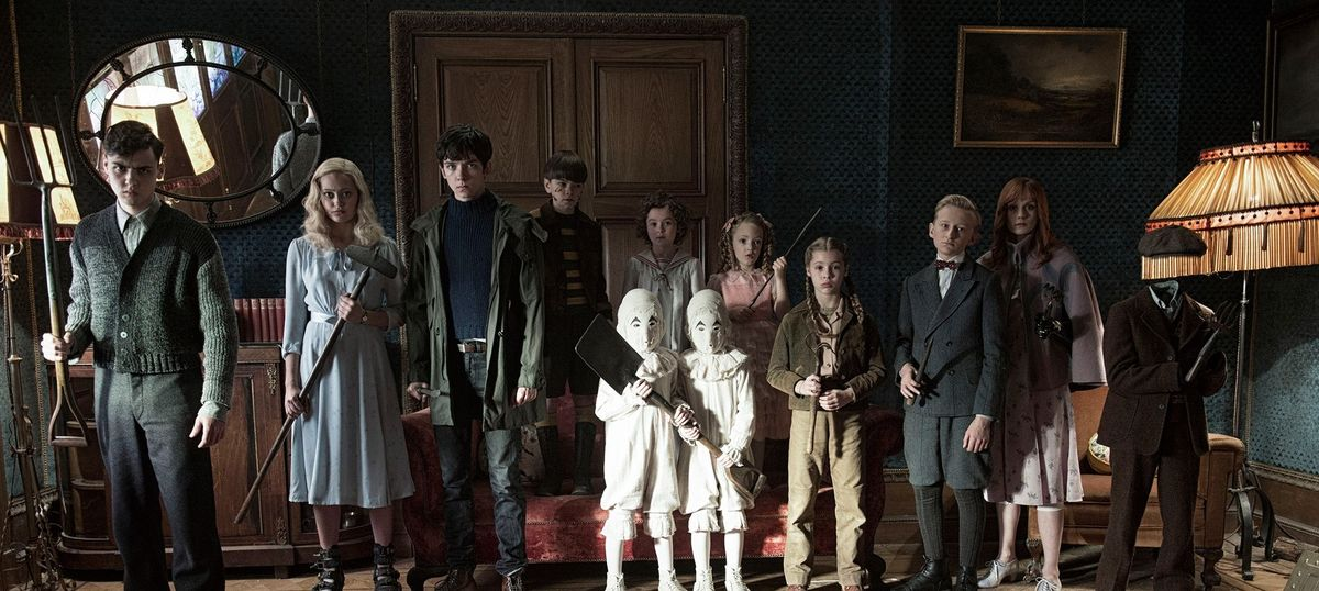 Film Review: 'Miss Peregrine's Home For Peculiar Children' has visual thrills but too much of a plot