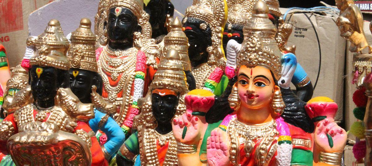 Photos: This Navratri, golu arrangements in Chennai reach new creative heights