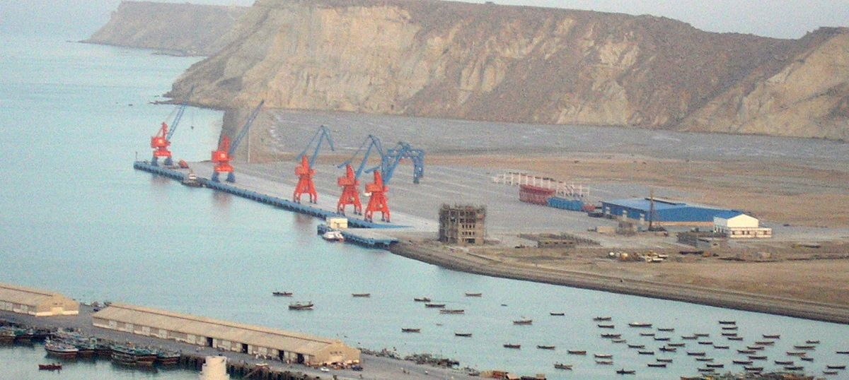 How Chinese money is going to transform Pakistan into a major logistical hub