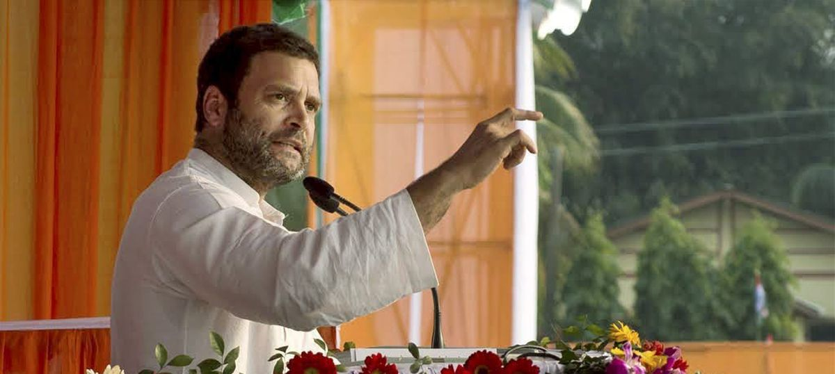 Rahul Gandhi's 'dalali' jibe at Narendra Modi a 'new low in politics', says BJP