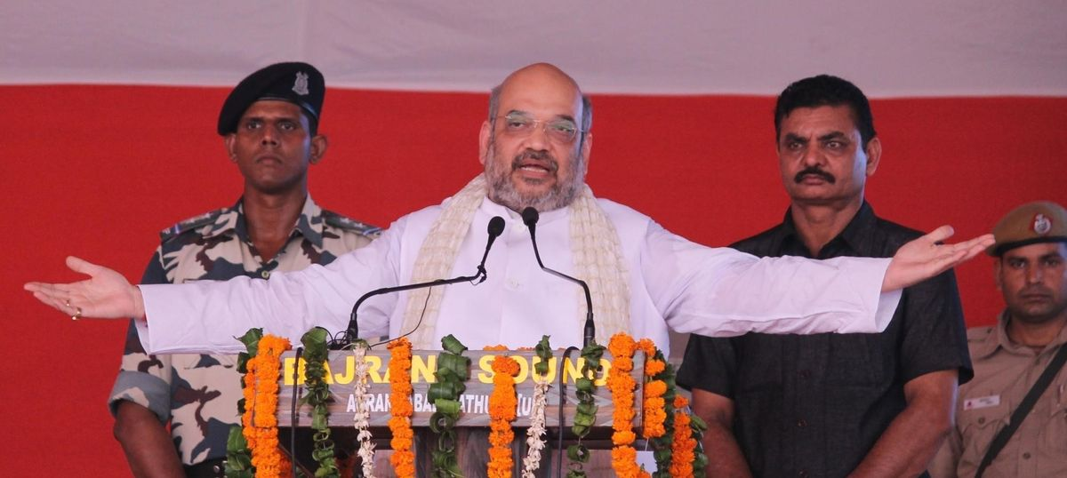 People who want proof of Army strikes should go analyse what is happening in Pakistan: Amit Shah