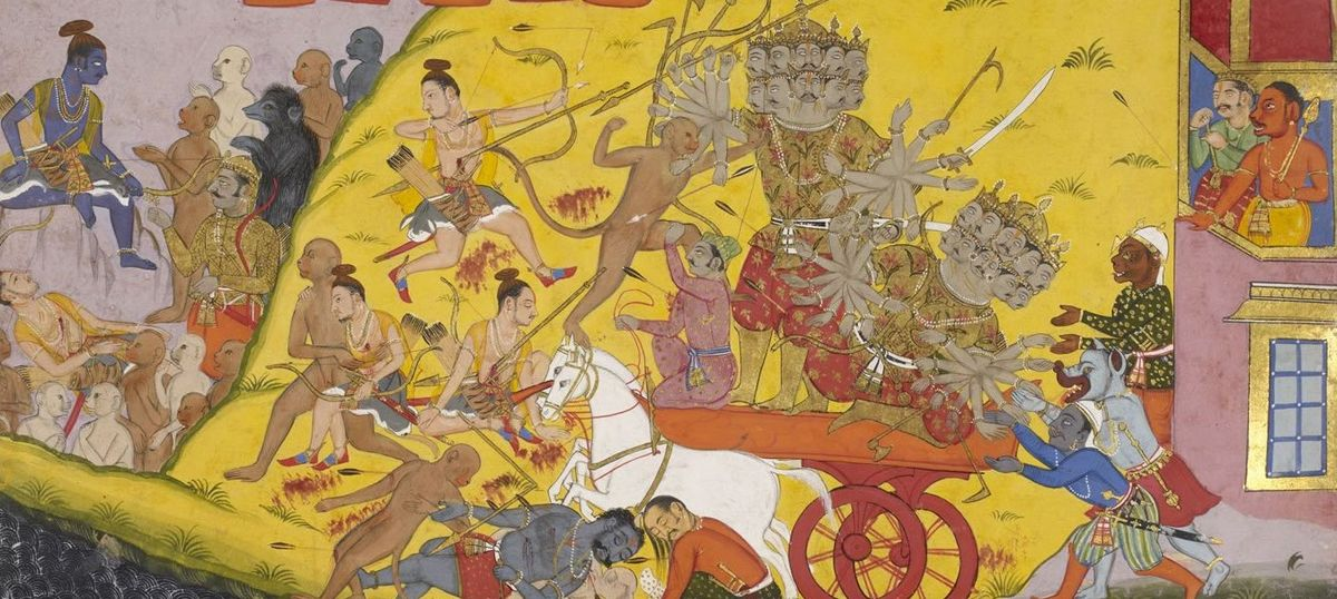 The new Ramayana for children is entirely sweet, and the sour is missing