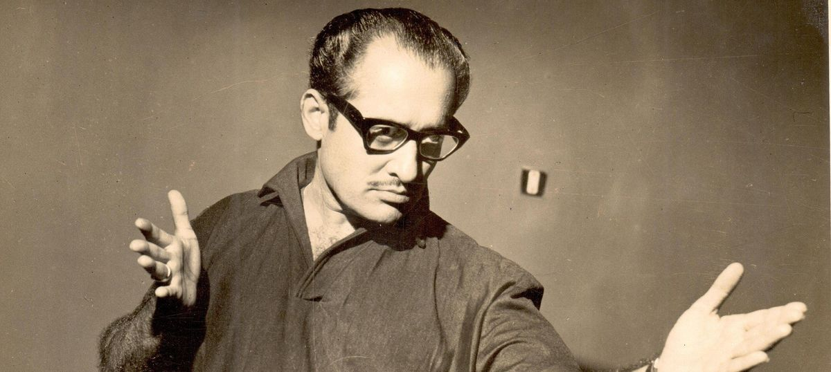 'Fun and froth do not equal facile': Nasir Husain's biographer on the filmmaker's legacy
