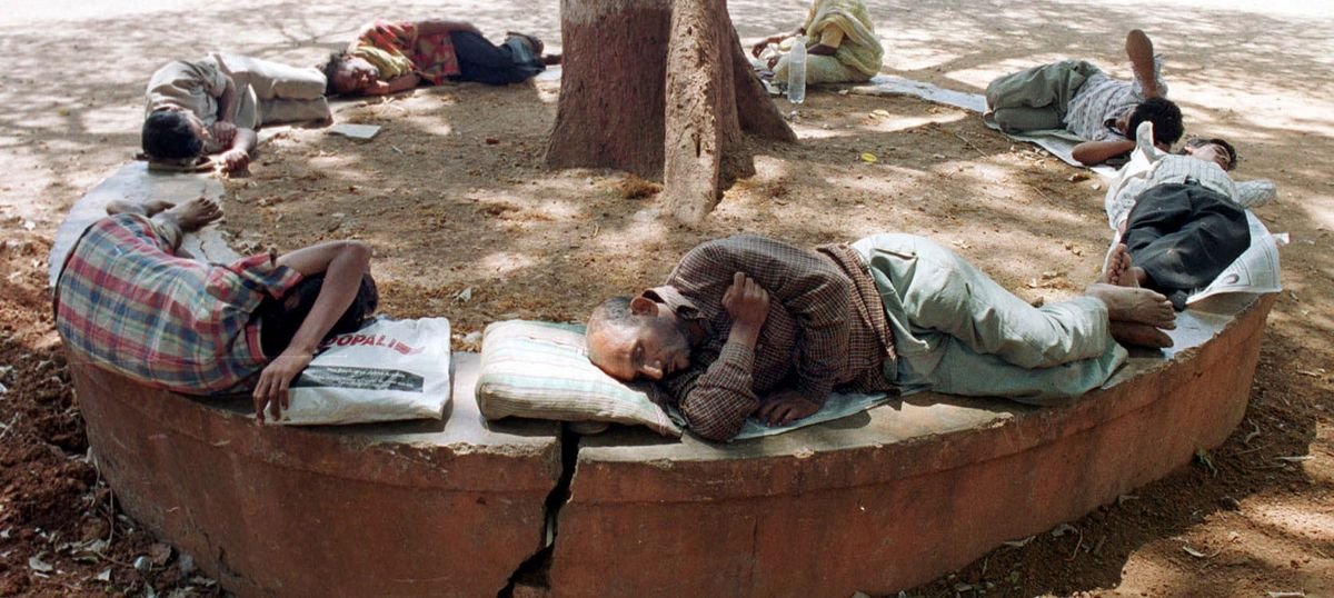 Here's why most of India is still sweating in October