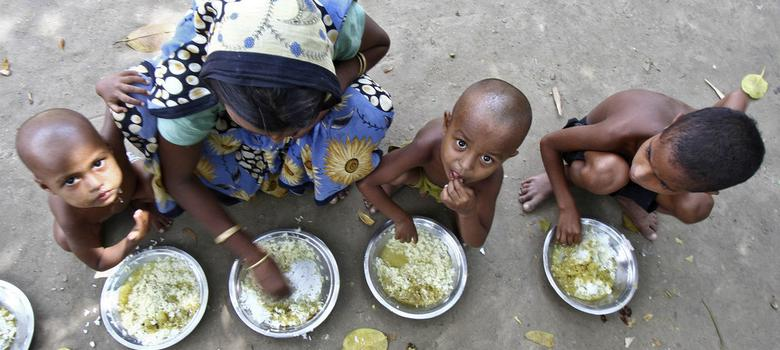 India has a 'serious' hunger problem, ranks 97 out of 118 countries on the Global Hunger Index