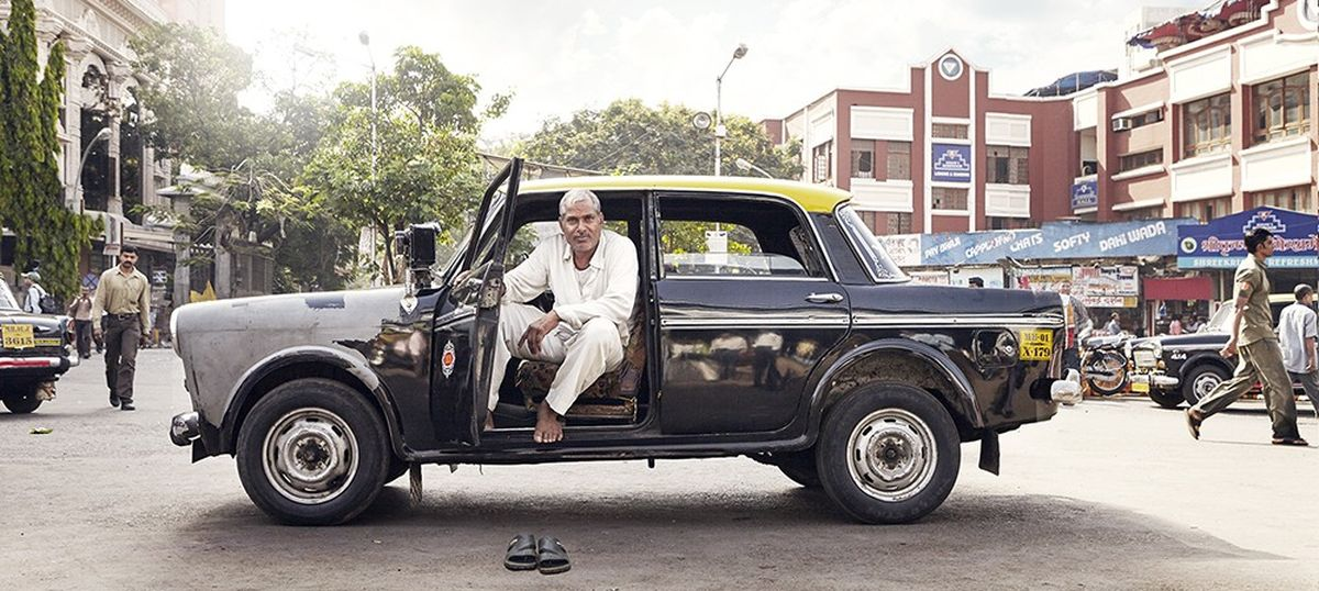 A photographer looks at Mumbai's Premier Padmini taxis and discovers a lot about the city