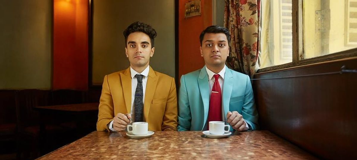 Parekh and Singh: The musical suits taking Indian internet by storm