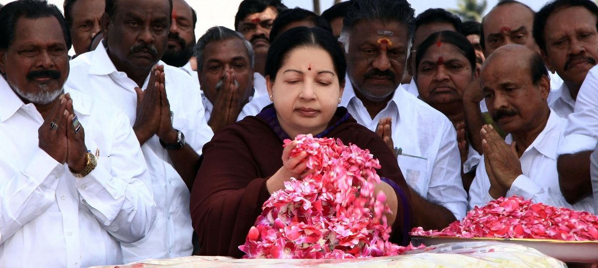 Tamil Nadu: AIADMK worker commits suicide over reports of Jayalalithaa's ill health