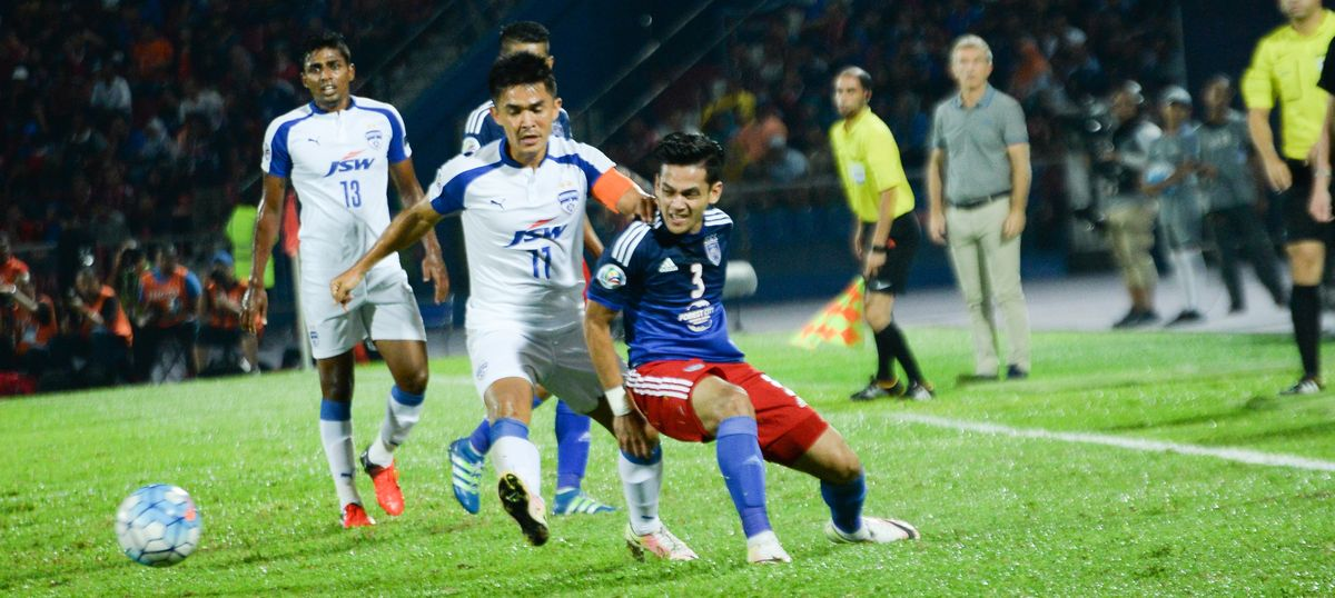 'We aren't even thinking about defeat:' The importance of being (Bengaluru FC skipper) Sunil Chhetri