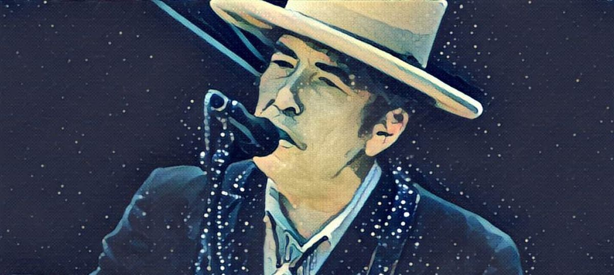 Yes, Bob Dylan is a great poet. But does he want to be a writer?