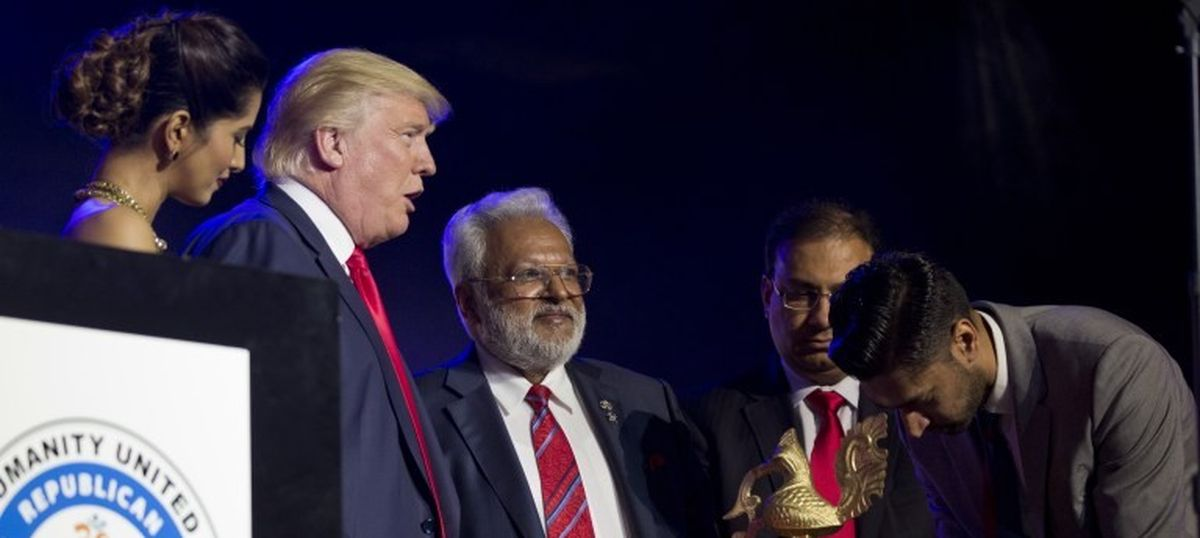 Donald Trump says India and US will be 'best friends' if he is voted to power