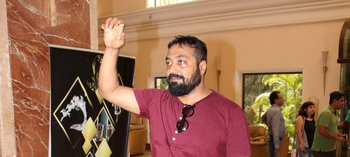 Why hasn't the PM apologised yet for Pakistan trip: Anurag Kashyap asks, protesting against film ban