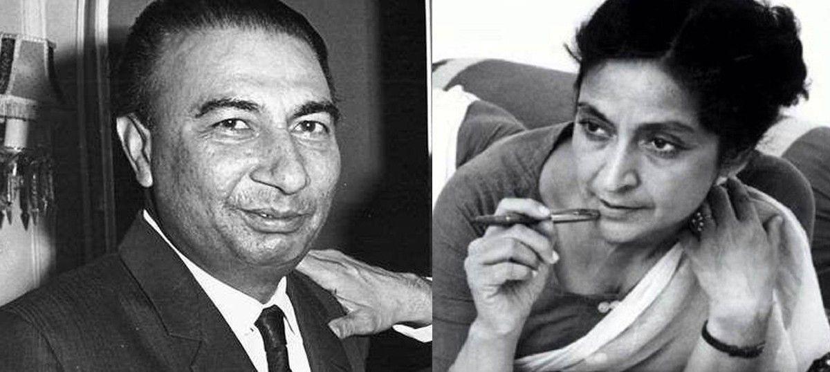 The unspoken passion of Sahir Ludhianvi and Amrita Pritam