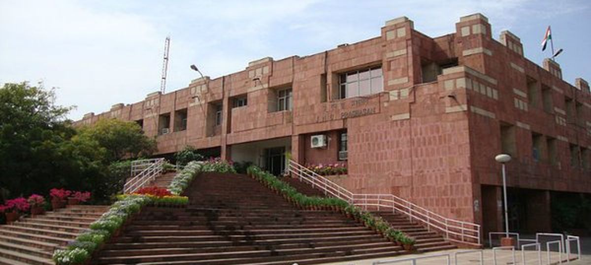 JNU student goes missing after brawl with ABVP members in hostel