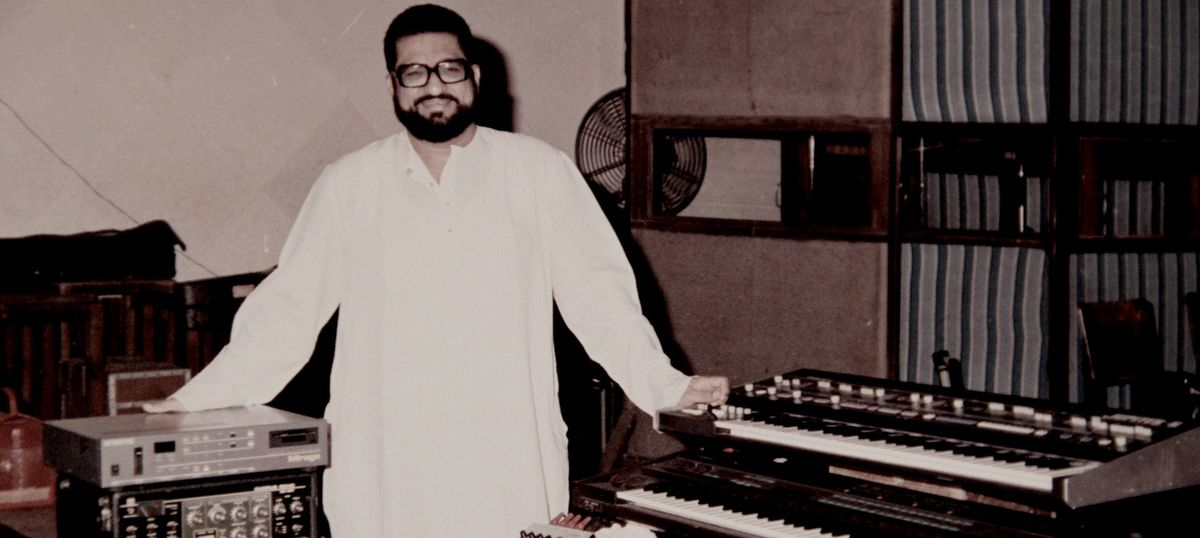52 years, 5,000 songs: With musician Kersi Lord's death, we have lost a vital part of film history