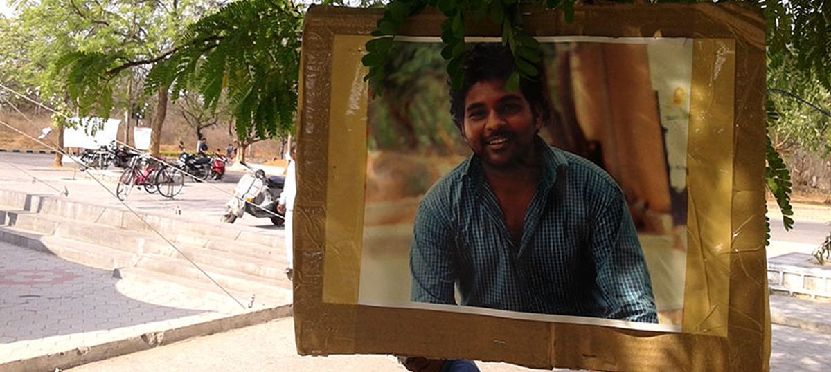 My name is Rohith Vemula, I am a Dalit: Deceased scholar says in video released by friends