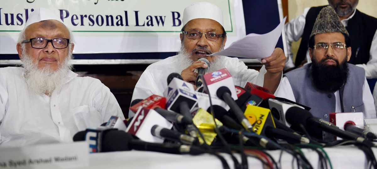 Muslim law board's plea for constitutional protection for triple talaq is on shaky ground