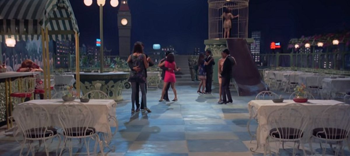How Nasir Husain saw the nightclub as a fun spot rather than a vice den
