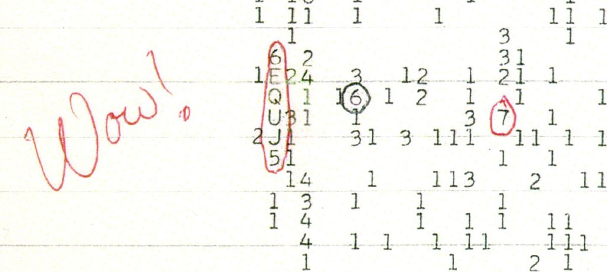 Podcast: A 39-year-old radio signal that hinted at life beyond Earth is being probed again