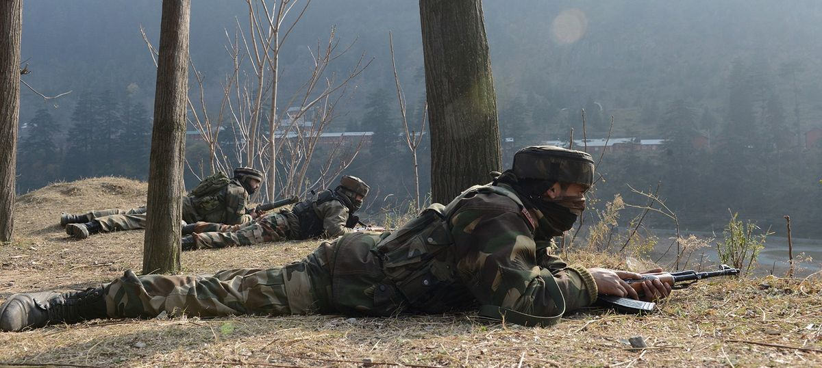 At least 44 arrested for 'terror-related activities' in Kashmir's Baramulla district